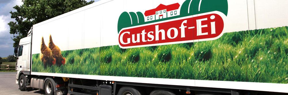 Gutshof-Ei Produktion